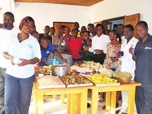 Teacher Formation in Kribi, Cameroon